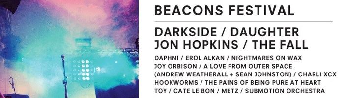 Beacons Announce New Acts