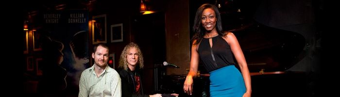Beverley Knight, Killian Donnelly and David Bryan