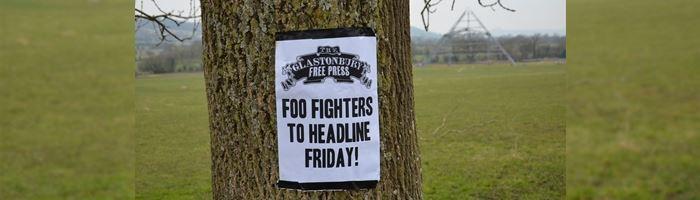Big week for Foo Fighters!