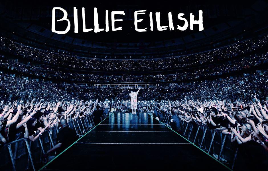 billie eilish tour miami