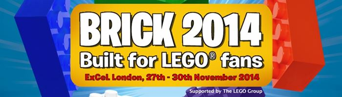 BRICK 2014 - Built for LEGO fans!