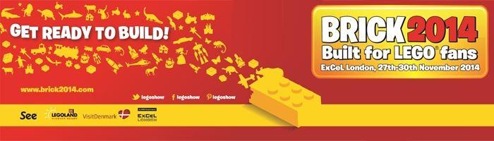BRICK 2014: Built for LEGO Fans!