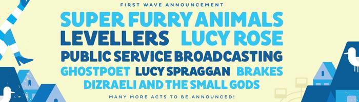 Brighton's New Festival - Tickets Now on Sale