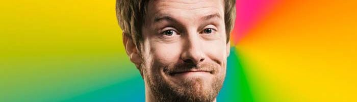 Chris Ramsey announces biggest UK tour to date!