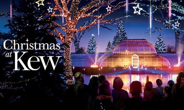 Christmas Lights Near Me 2019.Christmas At Kew See Tickets