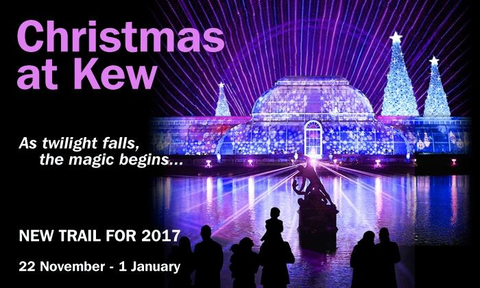 Image result for Christmas at Kew