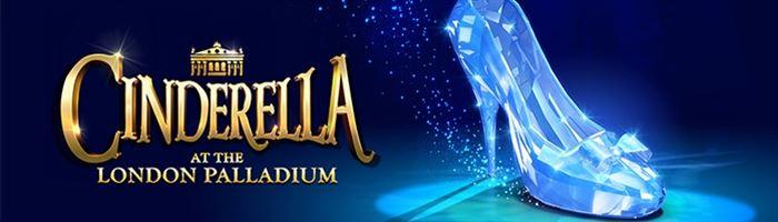 Cinderella - Pantomime at the Palladium