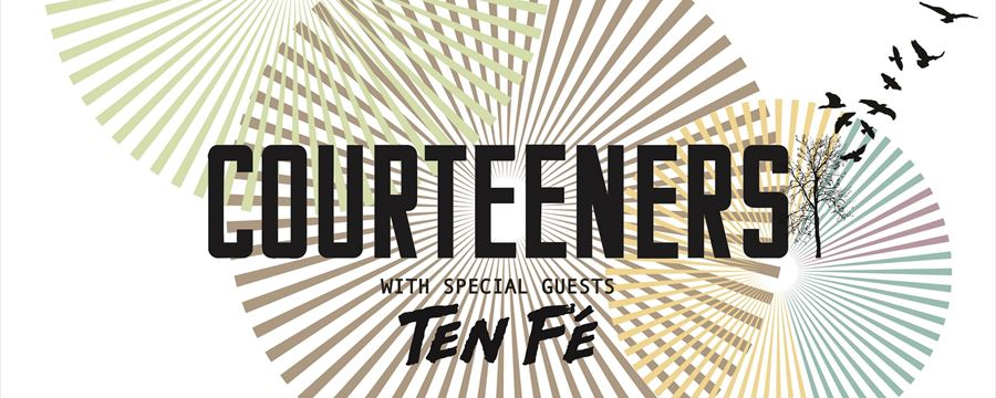 Courteeners have announced two warm up shows
