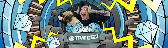Dan TDM tickets on sale now!
