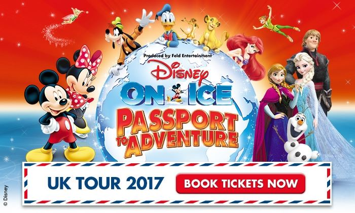 Disney On Ice Presents Passport To Adventure See Tickets