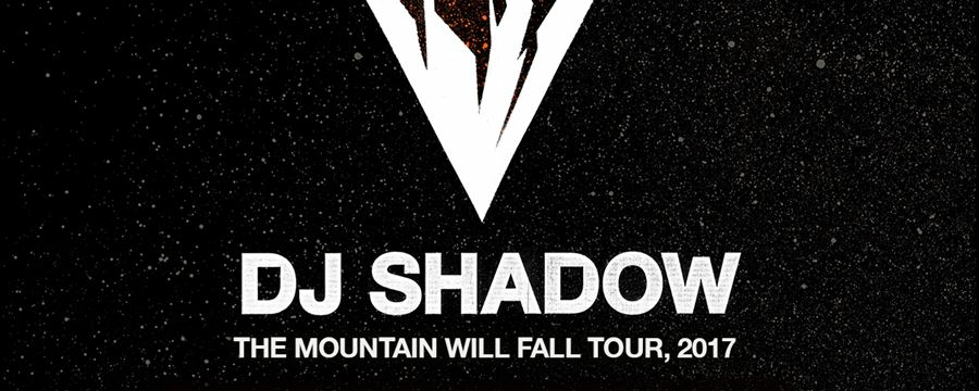 DJ SHADOW ANNOUNCES OCTOBER UK HEADLINE TOUR