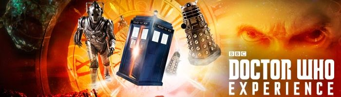 Doctor Who Filming Location Tours on sale now