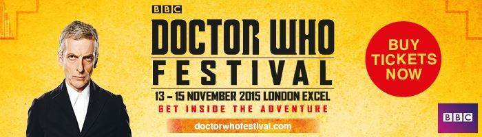 Doctor Who is coming to London!