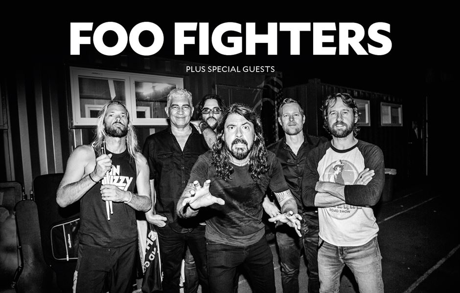 Foo Fighters Play 3 Uk Stadium Shows 2018 Gigs And Tours