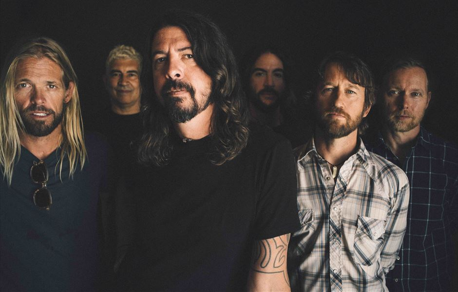 foo fighters pre show information gigs and tours news