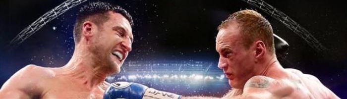 Froch vs. Groves at Wembley Stadium