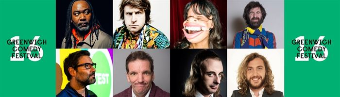 Greenwich Comedy Festival returns this July!