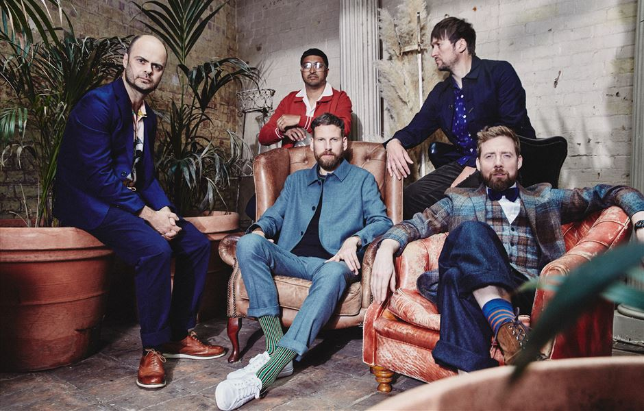 KAISER CHIEFS ANNOUNCE UK ARENA TOUR JANUARY 2020 - Gigs And