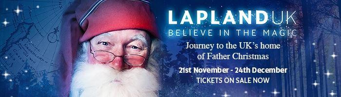 LaplandUK 2015 tickets on sale now