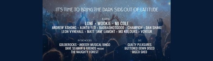 Latitude expand this year's line up