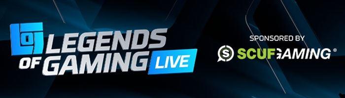 Legends of Gaming Live