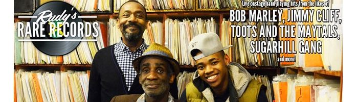 Lenny Henry talks about his new play Rudy's Rare Records
