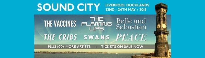Liverpool Sound City 2015