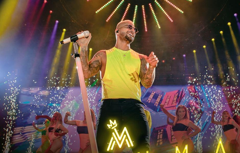 Maluma Tour 2020.Maluma 2020 Tour Tour 2020 Infiniteradio