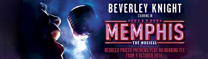 Memphis the Musical on sale!