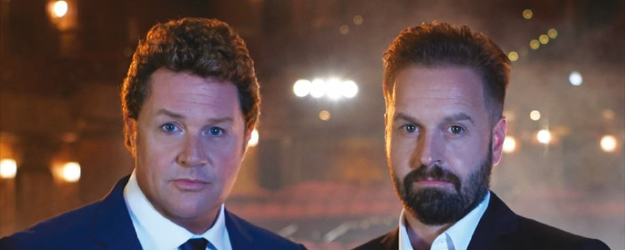 Michael Ball And Alfie Boe Announce 'Together Again' 2017 Tour Dates