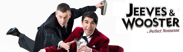 New Cast announced for Jeeves and Wooster