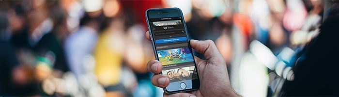 New See Tickets Mobile Site launched