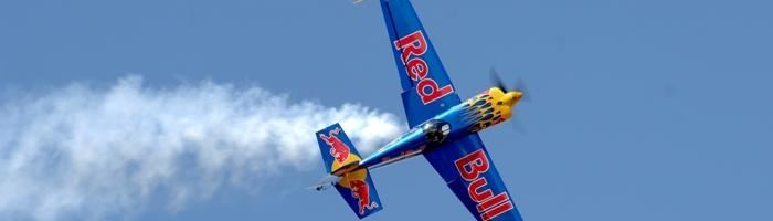 Red Bull Air Race: On Sale Now!