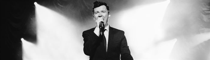 Rick Astley releases new album and announces intimate shows!