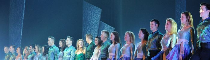 Riverdance Is Here!