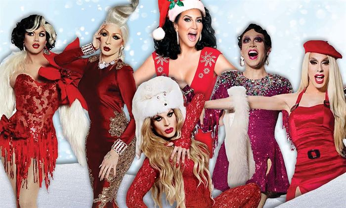Christmas Queens.Rupaul S Drag Race Stars Present Christmas Queens See Tickets