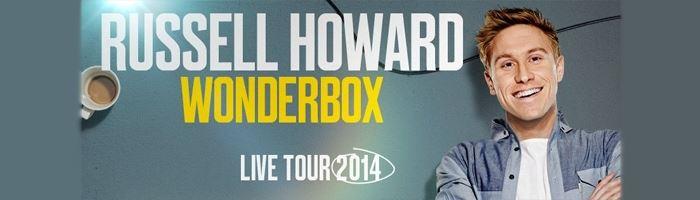 Russell Howard Pre-sale!