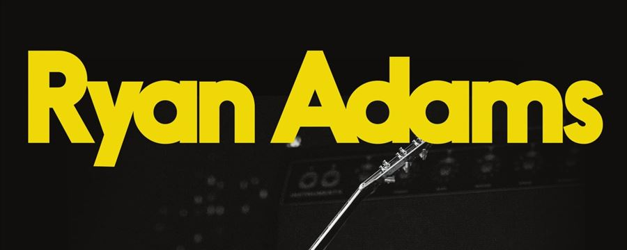 RYAN ADAMS UK TOUR JUST ANNOUNCED