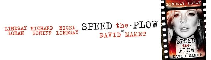 Save £10 a ticket to David Mamet's Speed The Plow!