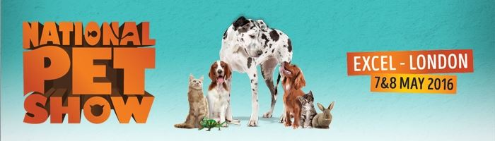Save 20% on tickets to the National Pet Show