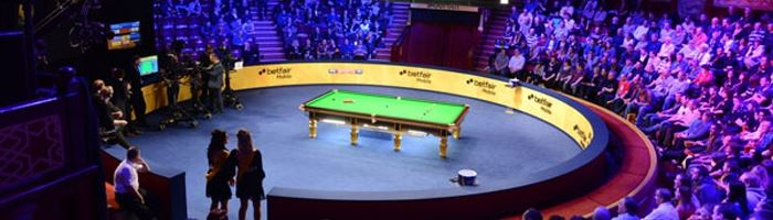 Snooker Shoot Out Competition
