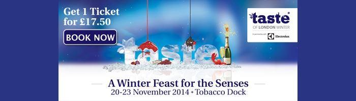 Taste of London Winter
