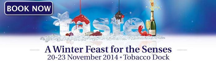Taste of London Winter opens Thursday!