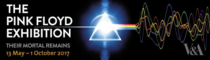 The Pink Floyd Exhibition: Their Mortal Remains