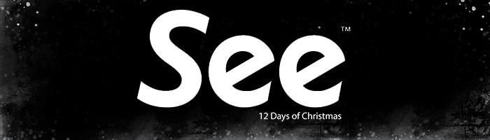 The See Tickets 12 days of Christmas