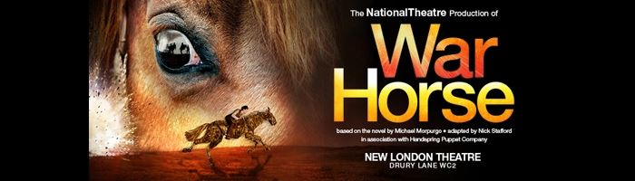 War Horse - No Added Fees!