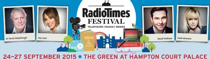 WIN tickets to the Radio Times Festival