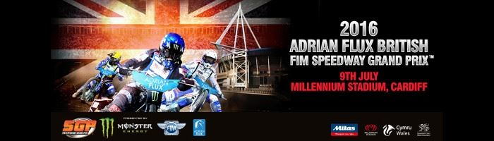 World Championship Speedway in Cardiff