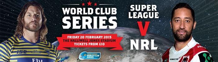 World Club Series 2015