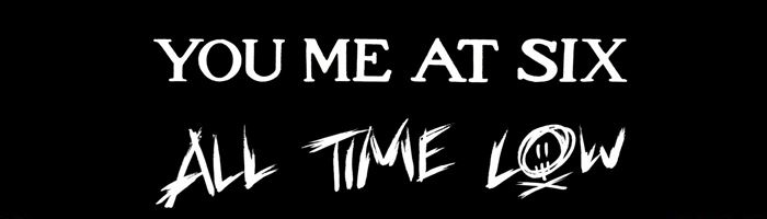You Me At Six & All Time Low tour